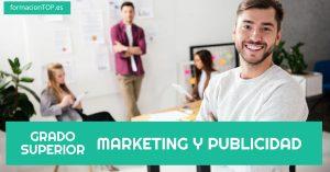 grado superior marketing y publicidad