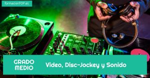 grado medio DJ