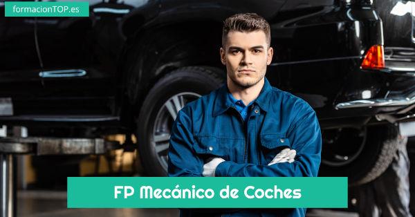 FP mecánico de coches