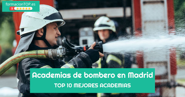 mejores academias bombero Madrid